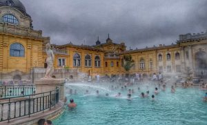 Szechenyi is worth a visit in any weather